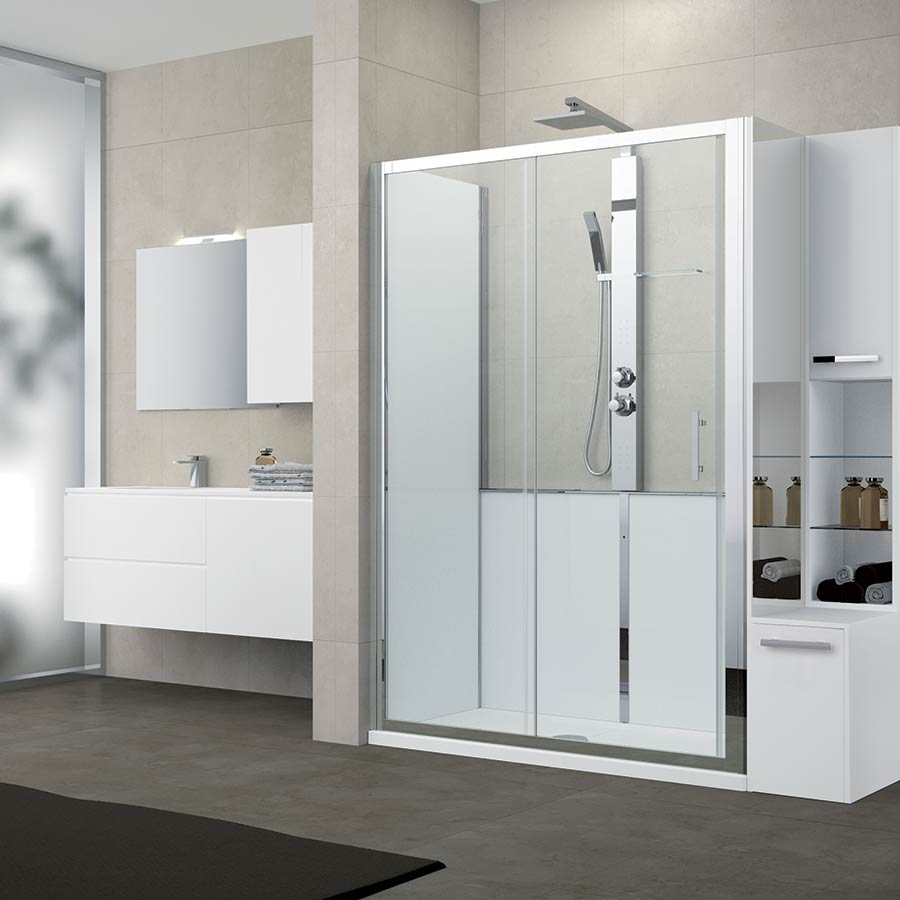 Douche a l italienne dimensions conceptions architecturales - Douche italienne dimension ...