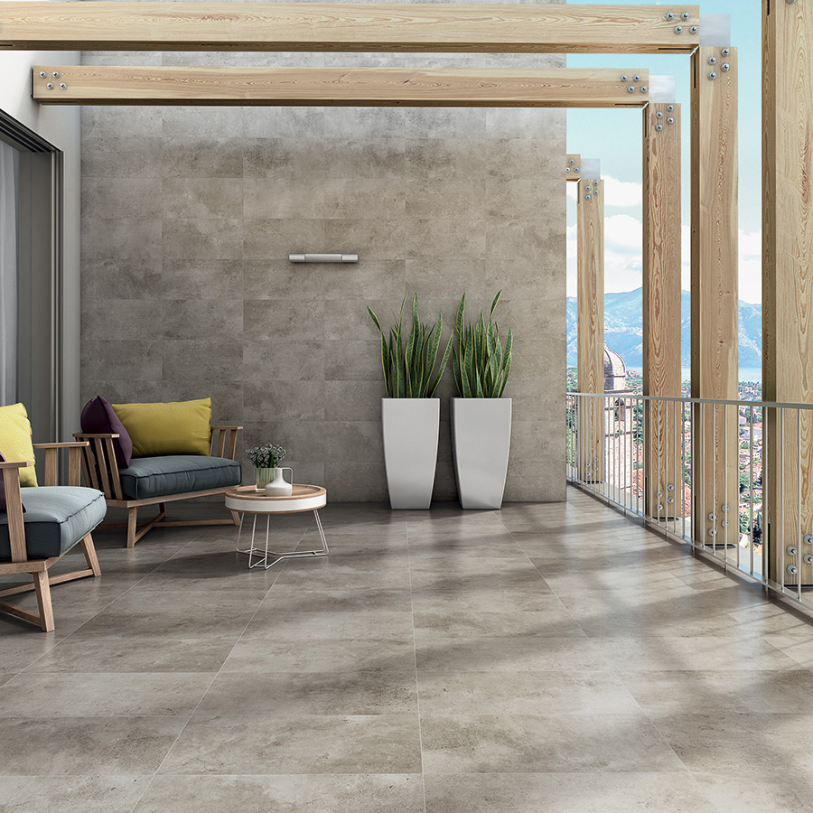 Terrasse ext rieur franceschini for Decoration terrasse exterieur